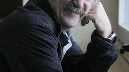 Álex Angulo, actor, en 2010.