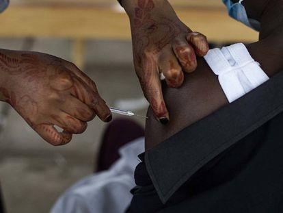 Kenia se vacuna