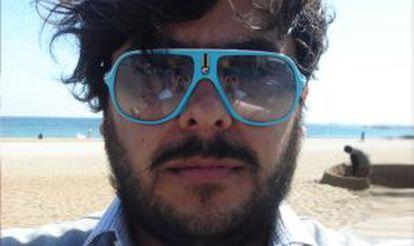 El mexicano Mauricio Rebolledo
