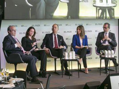 El futuro de la industria del continente, especialmente con respecto a la competencia con EE UU y China, a debate en Madrid