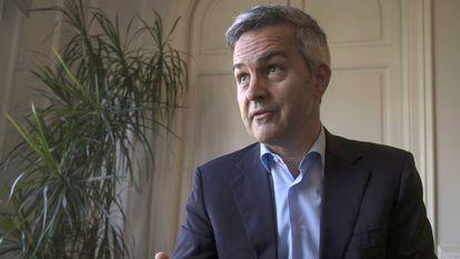 Víctor Font, precandidato a las elecciones del FC Barcelona y fundador de Delta Partners.