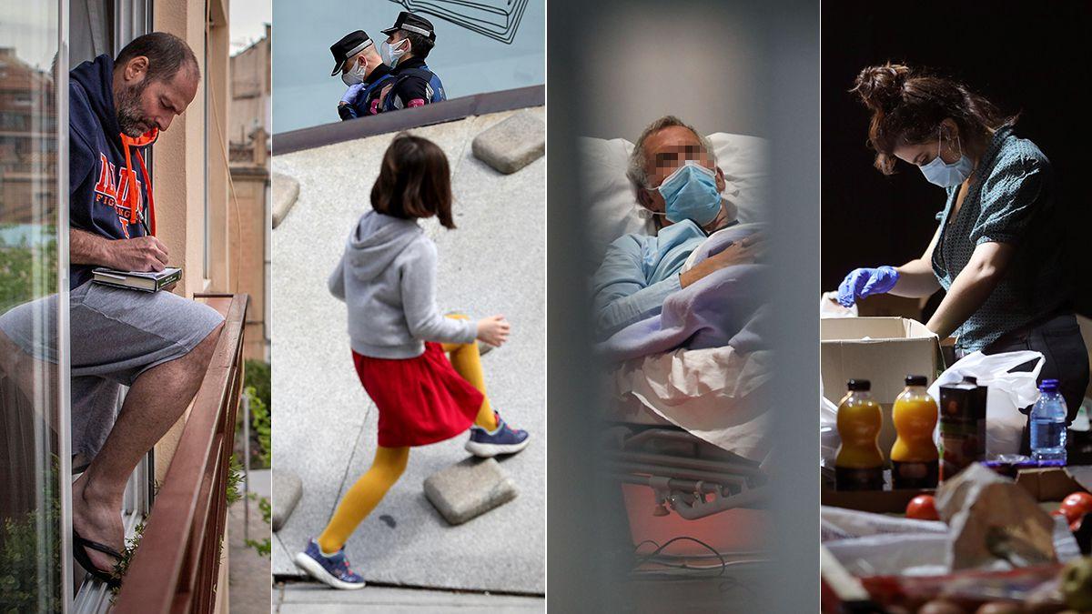 Historias de la pandemia: la marca que ha dejado en cada vida | Historias de la pandemia | EL PAÍS
