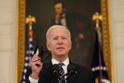 El presidente Joe Biden, este martes en Washington.
