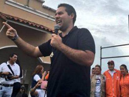 Presos políticos españoles en las cárceles de Maduro