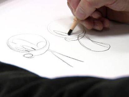 Aprende a dibujar a Mickey Mouse