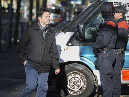 Oriol Pujol ingresa en prisión por el 'caso ITV'