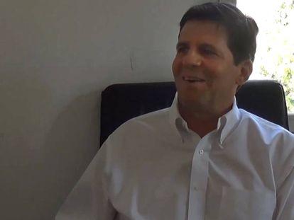 Fernando Primo de Rivera y Oriol, en una entrevista en YouTube.