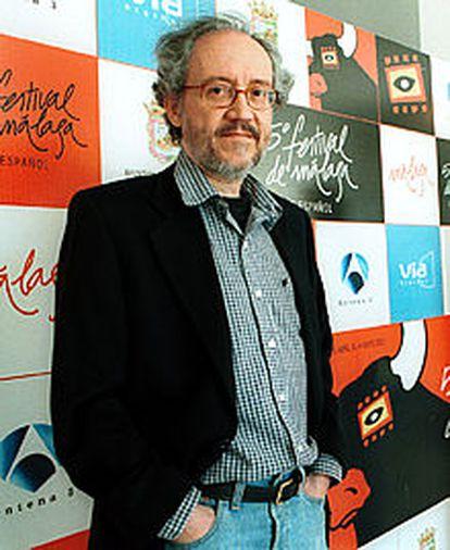El director de cine Emilio Martínez Lázaro.