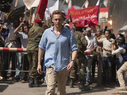 """Tom Hiddleston: """"A ciertas historias les sienta mejor la televisión"""""""