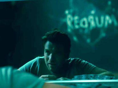Ewan McGregor, en 'Doctor Sueño'.