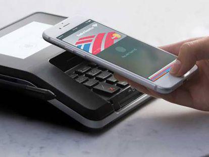 El nuevo sistema de pago Apple Pay