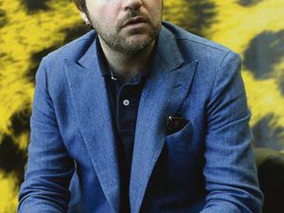 Albert Serra, director de cine.