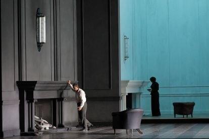 Una escena de la ópera Otello que se verá en el Liceo.