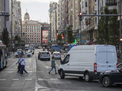 Dos juzgados diferentes reiteran la suspensión de la moratoria de multas en el área de bajas emisiones del centro de la capital