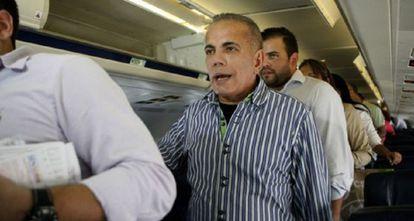 El excandidato presidencial Manuel Rosales.