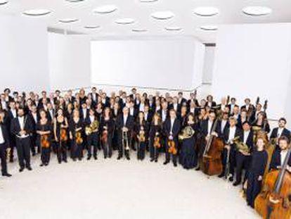 La Orquesta Sinfónica de Radio Frankfurt actuará en el Palau.