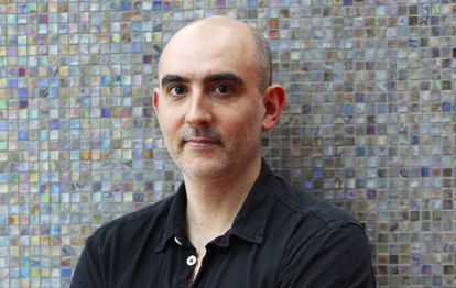 El dramaturgo Alfredo Sanzol.