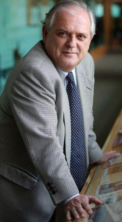 Luis Ortega, en 2014.