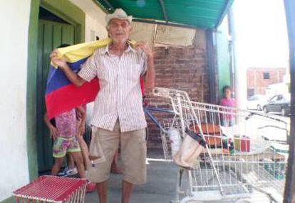 Luis Ríos en Ureña
