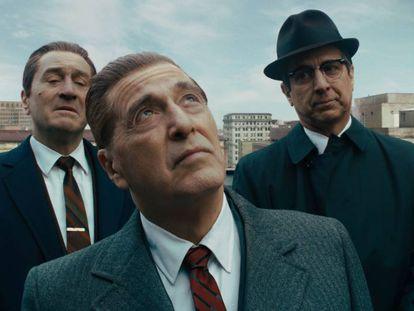 Scorsese y la edad: ¿qué opinan los expertos del rejuvenecimiento de De Niro, Pacino y Pesci?