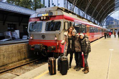 Una de las ventajas del nuevo Interrail: los niños entre 4 y 11 años viajan gratis.