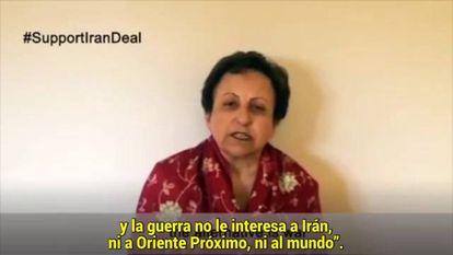 Destacados iraníes piden al Congreso de EE UU que apruebe el pacto con su país