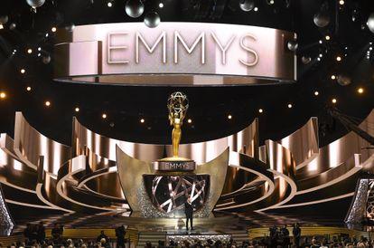 Jimmy Kimmel, en la presentación de los Emmy 2016.