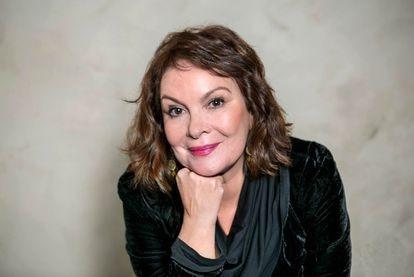 La escritora Clara Sánchez en una imagen promocional reciente.