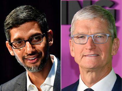 Los presidentes ejecutivos de Facebook, Mark Zuckerberg; de Google, Sundar Pichai; de Apple, Tim Cook, y de Amazon, Jeff Bezos, declararán por primera vez juntos ante el comité antimonopolio del Congreso de EE UU.