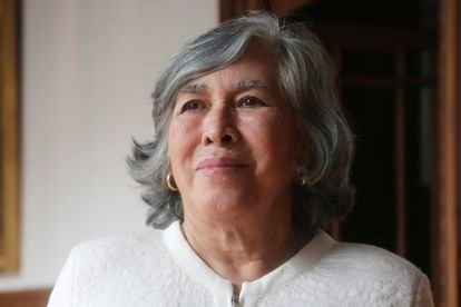 María Estela Ríos González, nueva consejera jurídica de la presidencia de México.