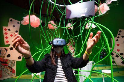 Virtual Reality Installation
