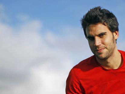 Andrés Mir, jugador del Club de Campo.