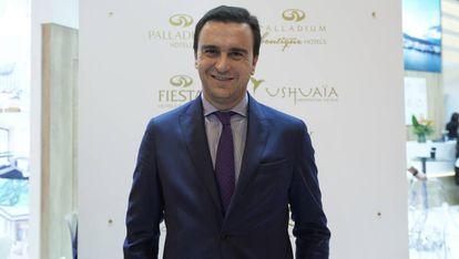 Abel Matutes Prats, director general de Palladium Hotel Group.