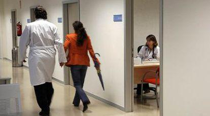 Centro de Radiología del Hospital Infanta Sofía en San Sebastián de los Reyes (Madrid).