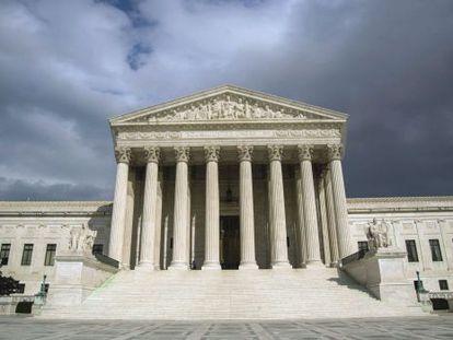 El Tribunal Supremo en Washington.