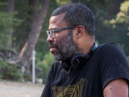 El realizador estrena 'Nosotros' tras el éxito de 'Déjame salir' y se convierte como productor en una de las fuerzas de Hollywood