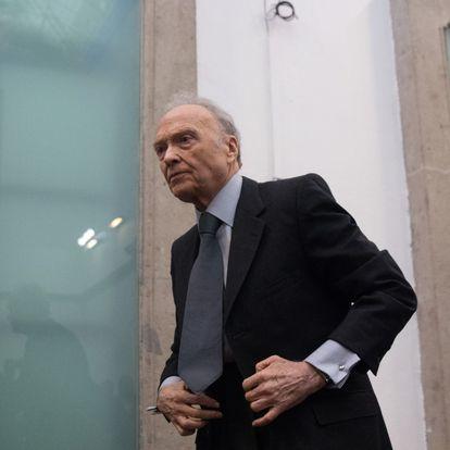 Alejandro Gertz, el fiscal general de México.
