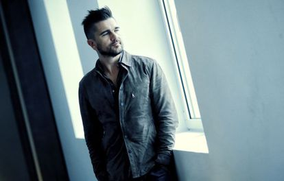 El cantante colombiano Juanes, fotografiado en Madrid.