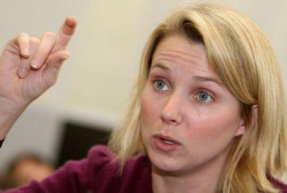 Marissa Ann Mayer, nueva consejera delegada de Yahoo!