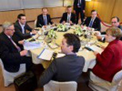 Tsipras se compromete a presentar una nueva lista en los próximos días para tratar de desbloquear las ayuda financiera a Atenas