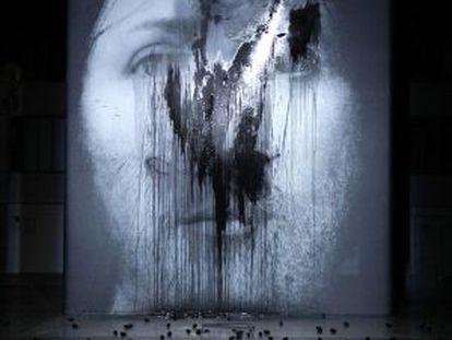 Foto del espectáculo italiano 'Sul concetto di volto nel Figlio di Dio'