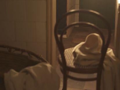 Videocreación con fragmentos de la conferencia sobre las nanas de Lorca.