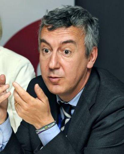 Enzo Moavero, ministro de Monti.