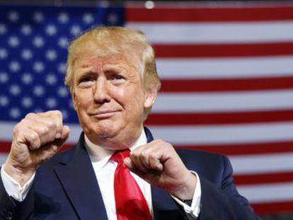 El mandatario se desmaraca ahora del canto de sus seguidores sobre expulsar de EE UU a la congresista musulmana Ilhan Omar