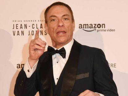 Tras las declaraciones del actor, el Consejo Superior de lo Audiovisual francés recibió una veintena de quejas de televidentes. En la imagen, Van Damme en el estreno de la serie de Amazon 'Jean Claude Van Jonhson' (2017).