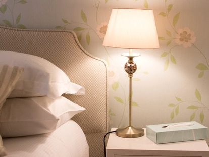 Ilumina cada instante con la última tecnología en lámparas de mesita. Clare Mansell/GETTY IMAGES.