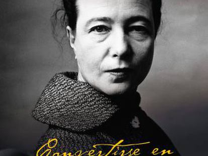 Simone de Beauvoir, un símbolo feminista