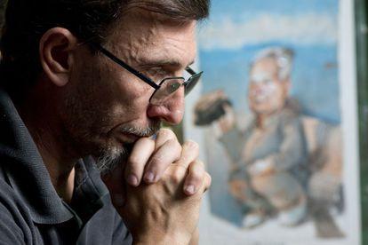 """Rubén López: """"Estamos en una nebulosa muy difícil de entender y muy difícil de explicar""""."""