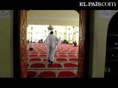 Rezo por el velo en las mezquitas