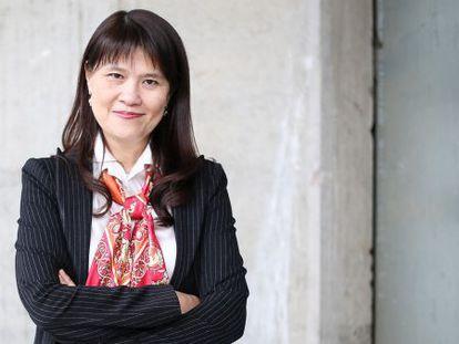 Eva Chen, fundadora de TrendMicro.